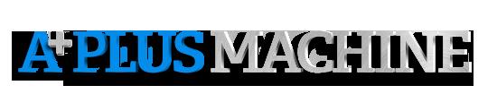 A-Plus Machine LLC Logo