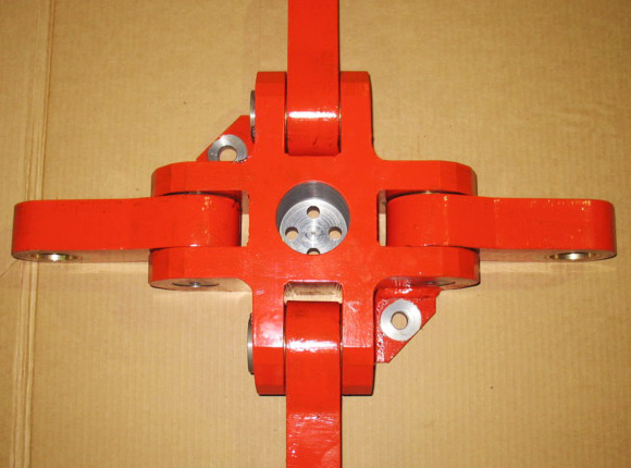 Mfg. Cross Head