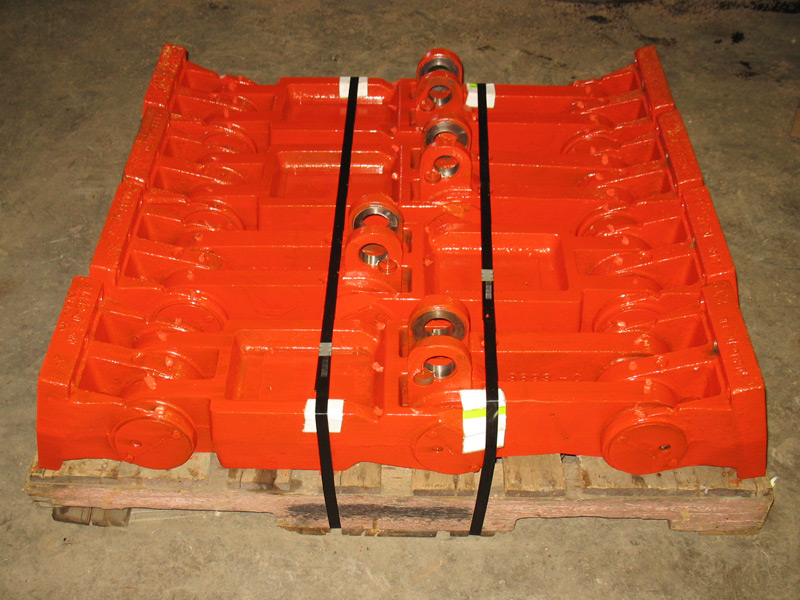 Rebuilt Linkage for Die Cast Industry
