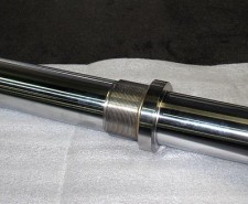Mfg. Ejector Cylinder Shaft for Die Cast Industry