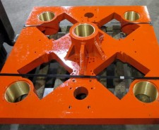 Upgraded Traveling Ejector Plate for Die Cast Industry