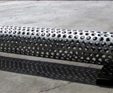 Mfg. Perforated Roller for Paper Industry