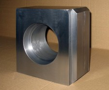 Mfg. Platen Insert for Die Cast Industry