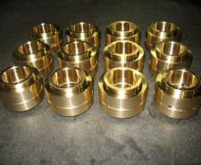Mfg. Cylinder Bearings for Recycling Industry