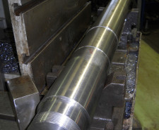 Stainless Steel Shaft for Paper Mill
