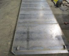 Mfg. Sleds for Industrial