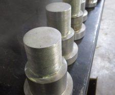 Mfg. Cylinder Ends