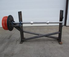 Manufactured Frame for Assembly Line