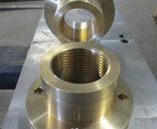 Manufactured Rear Die Height Nut