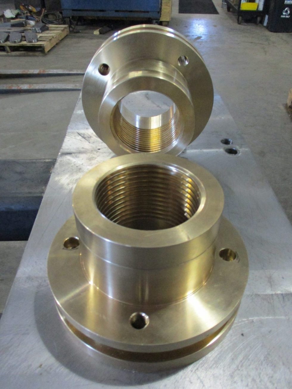 Manufacture Rear Die Height Nut