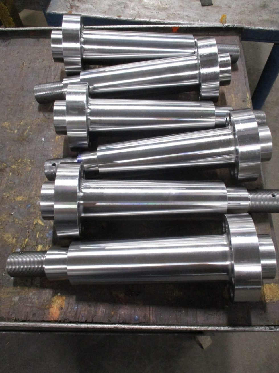 Manufactured Stands for Pellet Mill
