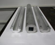 Manufactured Aluminum Edge Trimmer Sleeves