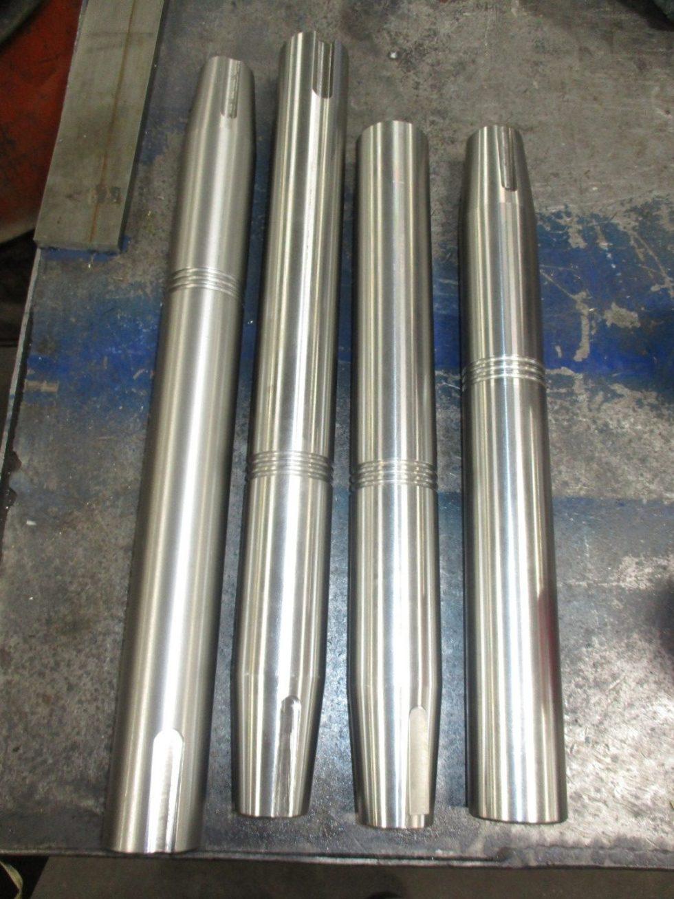 Manufactured Shafts