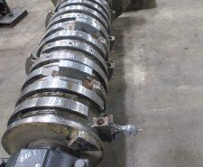 Manufactured Shaft for Hammer Mill Shaft