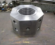 Manufactured Front Clamp Nut for Pulling Tie Bar