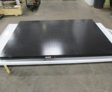 Manufactured White Steel Trays to hold Scales