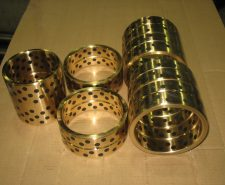 Graphite Filled Bearings